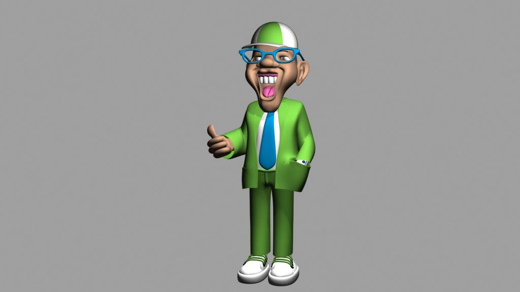 Zoona Character - Walter Sisulu University (1)